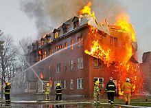 Incendios, Donaciones Catástrofes
